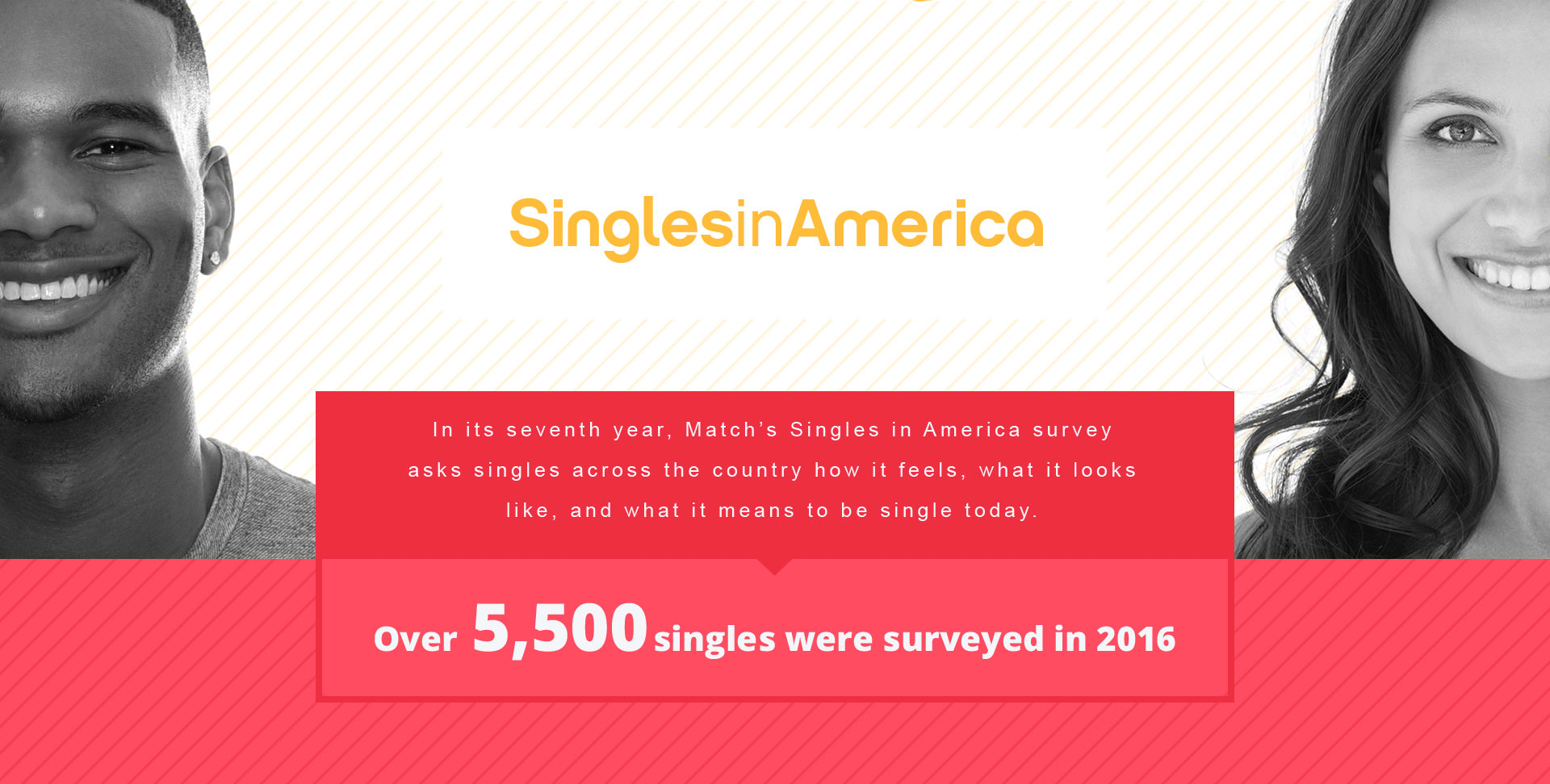 Singles in America  Match Official Site